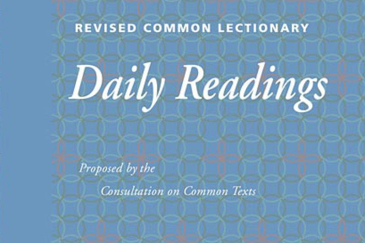 Daily Lectionary Reading